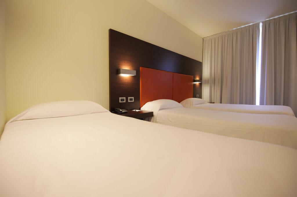 camera familiare hotel major
